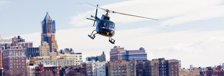 survoler New York en hélicoptère