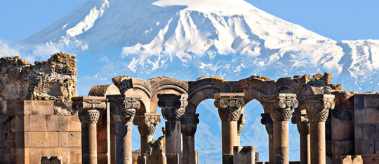 Voyage en Armenie