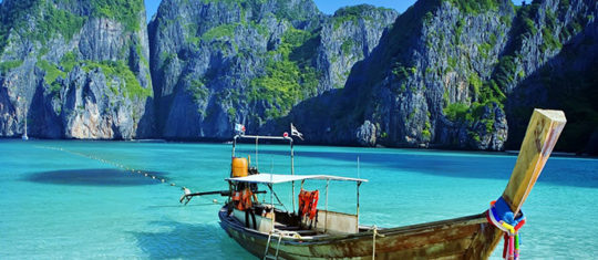 evisa pour visiter la Thaïlande