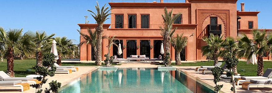 villa a Marrakech